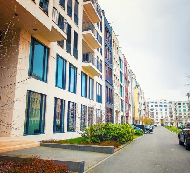 Case study LPC Living housing