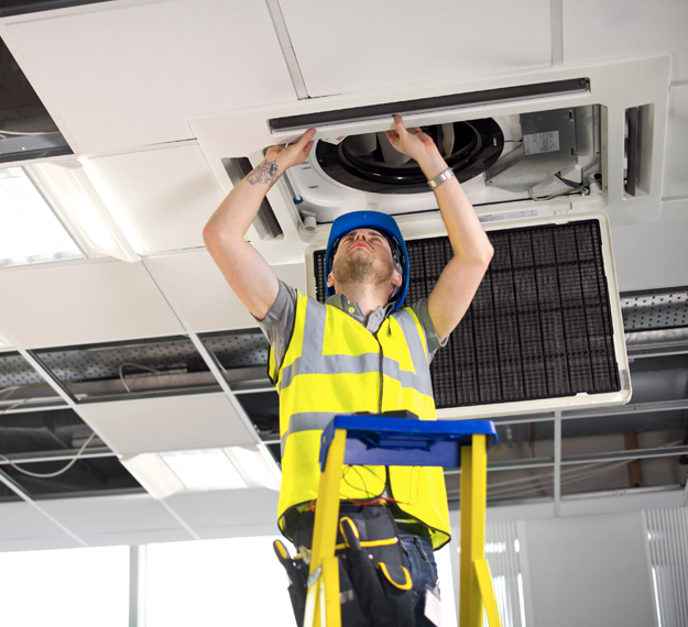 Case study Kingswood air conditioning installation and maintenance