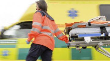Emergency response paramedic
