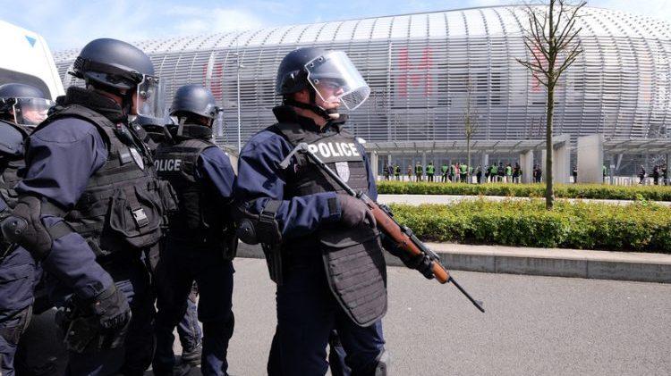 Emergency response police