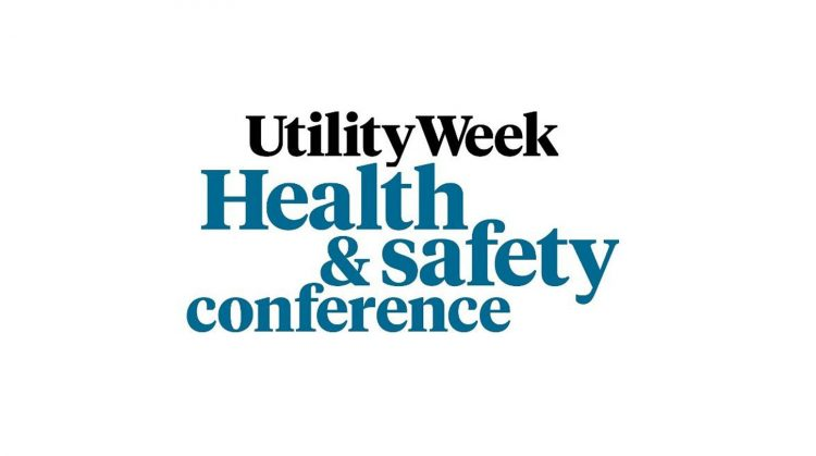 Utility Week Health and Safety Conference logo