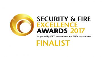 Security excellence awards finalists