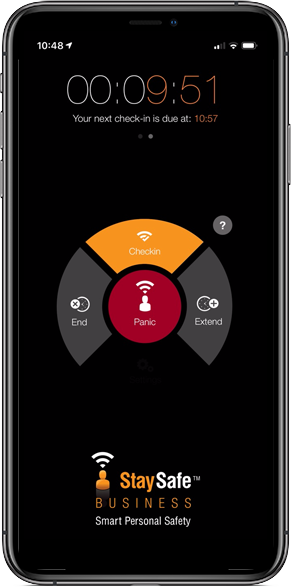 Lone Worker App | Safety Solution and Monitoring App | StaySafe